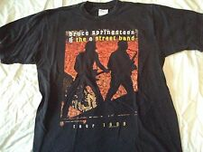 Bruce Springsteen & The E Street Band Tour Large 1999 Reunion Tour