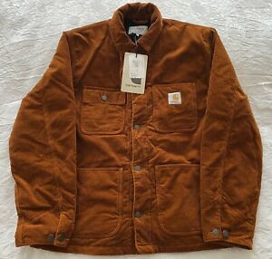 Carhartt WIP Michigan Winter Corduroy Coat