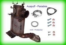 Dieselpartikelfilter Rußpartikelfilter Seat Alhambra 2.0 TDi 710/711 CFF CFG+Kit