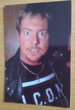 Rowdy Roddy Piper Promo Trading Card WWF WCW NWO WWE