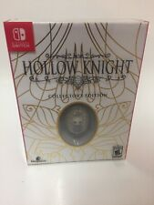 Hollow Knight Collector's Edition Nintendo Switch +Gold Foil Print+Cloth New