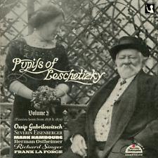 Pupils of Leschetizky Vol.2 (pianists born in 1878 & 1879)