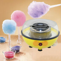 220V Cotton Candy Maker Machine Floss Commercial Carnival Party Fluffy Sugar m