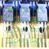 2 PAIRS Transistor ROHM HRT-3 (TO-126) 2SB1353/2SD2033 B1353/D2033