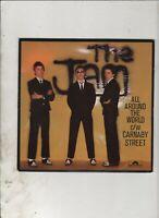 "THE JAM All Around the World UK 7"" w/PS PUNK MOD Paul Weller"