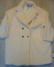Womens Glamorous Curve Teddy style Coat Bnwt Rrp £78 Size Uk 26