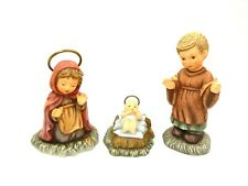 NEW IN BOX - 1996 BERTA HUMMEL GOEBEL MARY, JOSEPH, JESUS NATIVITY SET A-B-C
