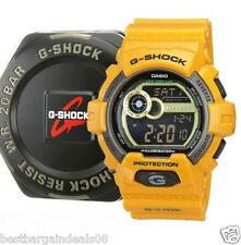 CLEARANCE SALE Casio G-Shock GLS8900-9  G-LIDE Winter Yellow Men's Watch