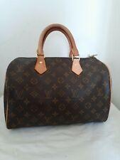 Sac Louis Vuitton Speedy 30 monogrammé Louis Vuitton Monogram Bag