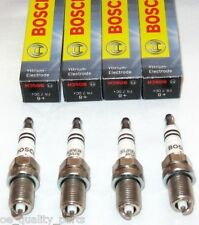 SET OF 4X BOSCH SUPER PLUS SPARK PLUG PLUGS RENAULT MEGANE II 1.4 1.6 16V LPG