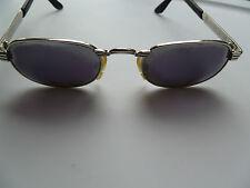 GIANNI VERSACE VERSUS  Sunglasses Mod f08  COL 12M silver frame Mirror  lens