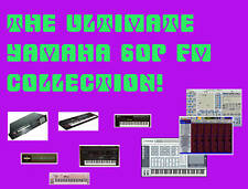 Yamaha Ultimate 6opFM DX7 MIDI Synthesizer Collection
