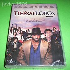 TIERRA DE LOBOS PRIMERA TEMPORADA EN DVD PACK NUEVO Y PRECINTADO