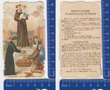 Sant'Antonio - L'elemosina cambiata in pane pei poveri - 28121