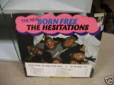 HESITATIONS New Born Free vinyl LP MONO Kapp WLP