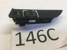 12-17 BMW F30 328I CENTER CONSOLE SPORT ECO TRACTION CONTROL SWITCHES OEM D 146C