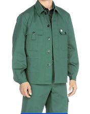 KÜBLER Arbeitsjacke Gr.25 grün hell Berufsjacke Bundjacke Jacke Gärtnerjacke 3