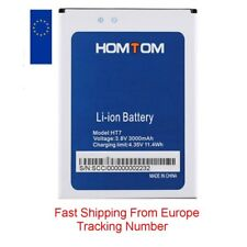 New Battery 3000mAh for HOMTOM HT7 and HT7 Pro - Fast Shipping from Europe