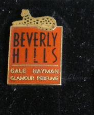 Superbe Parfum Pin-BEVERLY HILLS-Gale Hayman-Top-Disco LE PIN-Parfum Pin-kesds 13