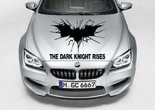 BATMAN DARK KNIGHT RISES LOGO DESIGN DECAL VINYL GRAPHIC HOOD CAR TRUCK