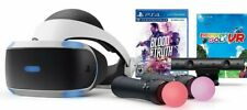 Sony PlayStation 4 PS4 VR Blood & Truth Everybody's Golf VR Bundle Camera Move