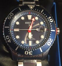 Seiko Prospex PADI Dive Watch SNE435P1 Solar 200m New In Box Unworn