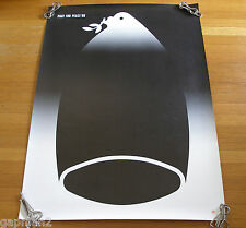 """Pray For Peace '96 Japanese 28"""" x 40"""" Poster Print BEAUTIFUL!"""