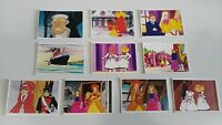 CANDY CANDY LOTE 2 DE 10 CROMOS 1986 TOEI ANIMATION TRADING CARDS FIGURINES