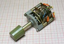 Rotary switch 6-way no lock to radio receiver EKD 300 RFT [EKD]6