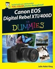 Canon EOS Digital Rebel XTi / 400D For Dummies