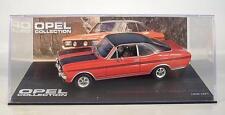 Opel Collection 1/43 Opel Commodore A Coupe GS/E 1970 - 1971 in Plexi Box #6384