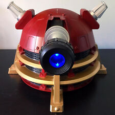 Doctor Who Red Supreme Leader Dalek Voice Changer FX Costume Helmet