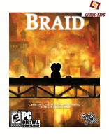 Braid STEAM Download Key Digital Code [DE] [EU] PC