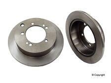 Premium Quality (2 pcs) REAR Brake Disc Rotor 31225 NEW 1646