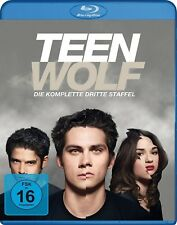 Teen Wolf - komplette Staffel / Season 3, Blu-ray Disc NEU + OVP!