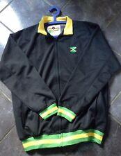 "Jamaican Rastafarian Multicultural Jacket Size XL/50"" Chest New"