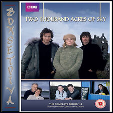 TWO THOUSAND ACRES OF SKY - THE COMPLETE BBC SERIES  *BRAND NEW DVD*