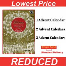 Luxury Divine Advent Calendar, Set of 1, 2, 3 - 70% Dark Chocolate - Vegan