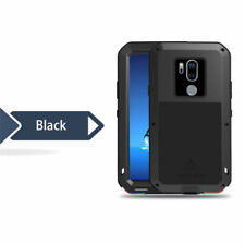 Heavy Duty Aluminum Gorilla Defender Shockproof Metal Case Cover For LG Phone