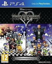 Kingdom Hearts HD 1.5 + 2.5 Remix-ps4 PlayStation 4-nuevo embalaje original