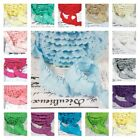 1m or 5m GATHERED SCALLOPED EDGE TRIM EDGING - ALL COLOURS cotton fabric