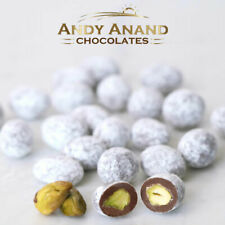 ANDY ANAND PISTACHIOS COVERED IN CRUNCHY BUTTER TOFFEE FREE AIR SHIPPING 1 LBS