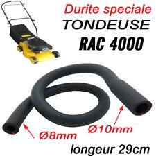 Tuyau durite speciale 2 diametres Tondeuse a gazon piece SANLI serie RAC 4000