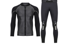 New Men 2.5mm Neoprene Warm Full Body Diving Suit Scuba Snorkeling Weitsuits