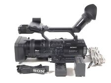 Sony HVR-Z1U PAL / NTSC MiniDV 3CCD Camcorder Z1 U 65 x10