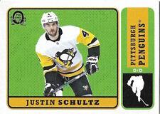 Justin Schultz #392 - 2018-19 O-Pee-Chee - Base Retro