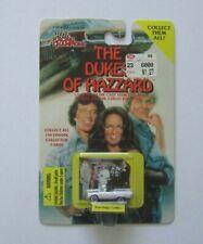 1997 Racing Champions Dukes Of Hazzard Boss Hogg's Cadillac 1/144 Card #101 Mint