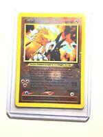 NM Pokemon ENTEI Black Star Holo PROMO Card #34 Set Wizard of the Coast Foil TCG