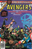 Avengers #7 VF+ Thanos 1st Infinity Gems Marvel Comics Annual 1977