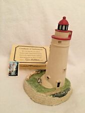 Harbour Lights 121 Marblehead, Oh Lighthouse 1991 Coa Box